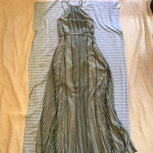 🌿O'Neill Sage Green Maxi Dress, Like New, M🌿
